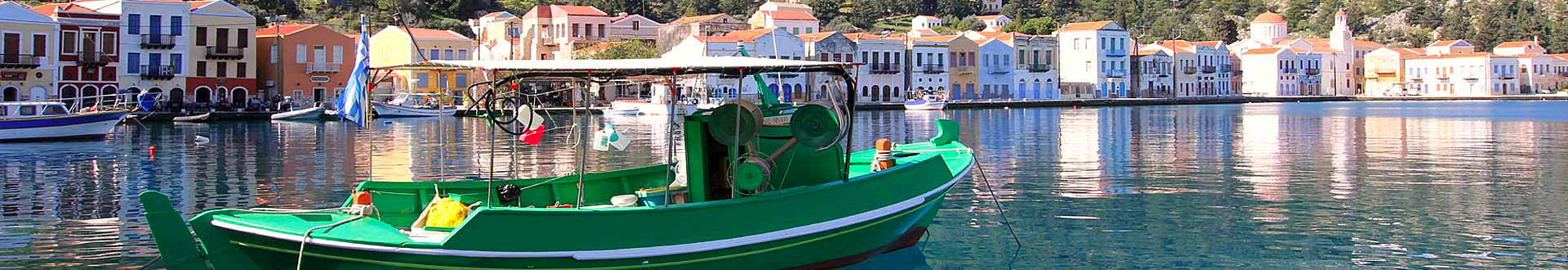 Apartments to let kastelorizo